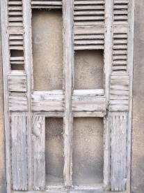 photograph - Door to Nowhere, Vieux Port, Marseille, France - June 2014