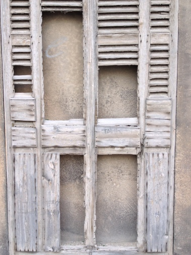 photograph - Door to Nowhere, Vieux Port, Marseille, France - June 2014