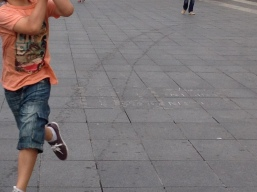 Catching the Ball, Marseille, France 2014
