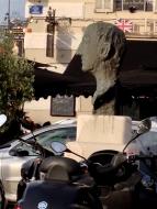 Abstract Street Scene, Vieux Port, Marseille, France 2014