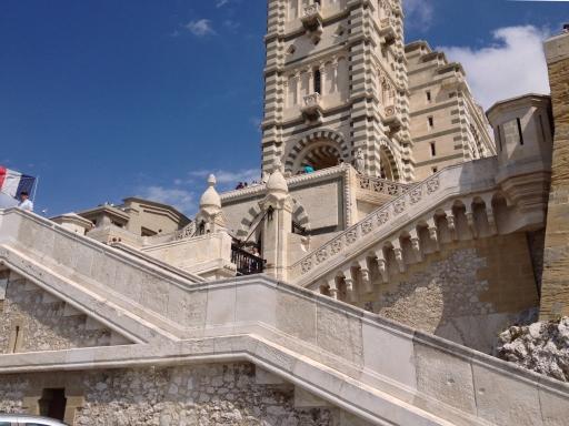 Notre Dame de la Garde, Marseille, France 2014