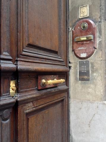 Door, Marseille, France 2014