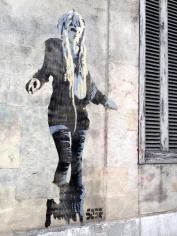 Street Mural, Marseille, France 2014