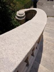 bk Marseille Palais Longchamp stair rail chriscarterartist photography 061314