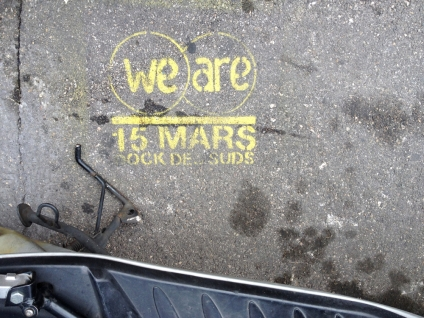 bk marseille street art we are 15 mars chriscarterartist photography 062914