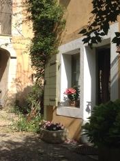 Window box, Les Bassacs, France 2014