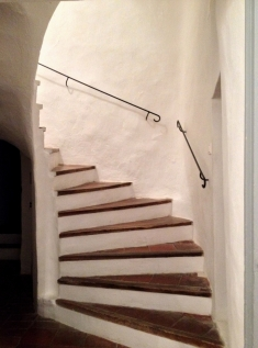 Spiral Staircase, Les Bassacs, France 2014