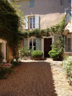 Courtyard Door and Windows, Les Bassacs, France 2014