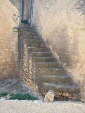 Stone Steps, Viens, France 2014