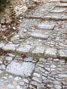 Stone Steps, Saint Saturnin les Apt, France 2014