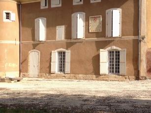 Windows, Chåteau de Bourgane, France 2014
