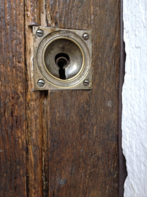 Door Lock, Les Bassacs, France 2014