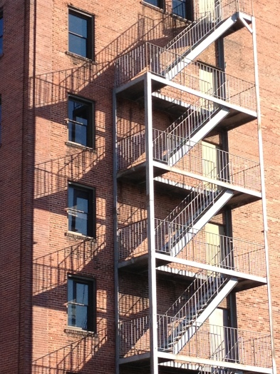 fire-escape-Salisbury-MD-102212