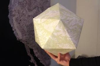 Icosahedron-California-Coast-topographical-map-streetsmartgeometry-project-chris-carter-art-feb-2014