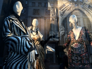 NYC Fashion Mannequins photography chriscarterartist 091314 full