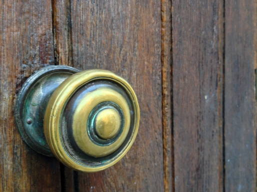 Door Knob, Les Bassacs, France 2014