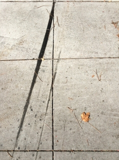 Arbitrary Abstractions - Street Art, Mountain view, CA - Nov 2014