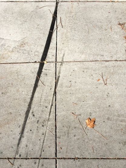Arbitrary Abstractions - Street Art, Mountain view, CA - Nov 2014